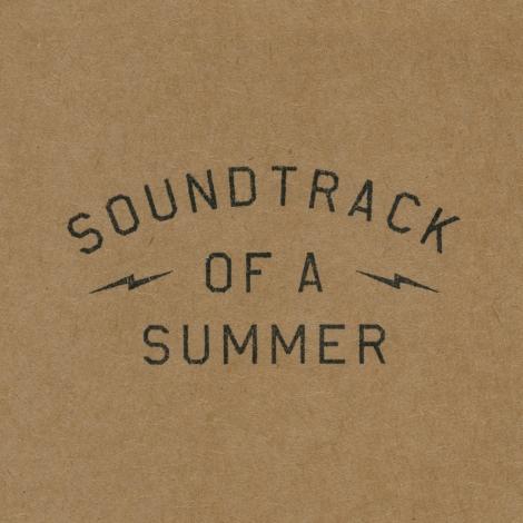 Soundtrack of a Summer | Album cover - 2016