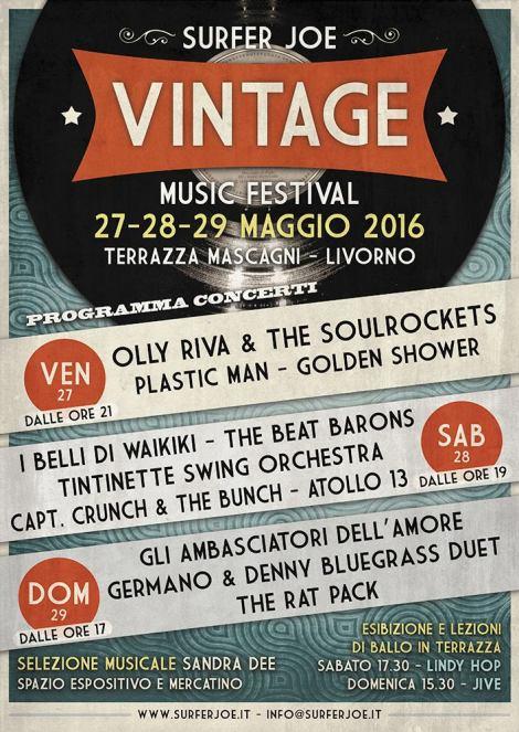 vintage fest 2016